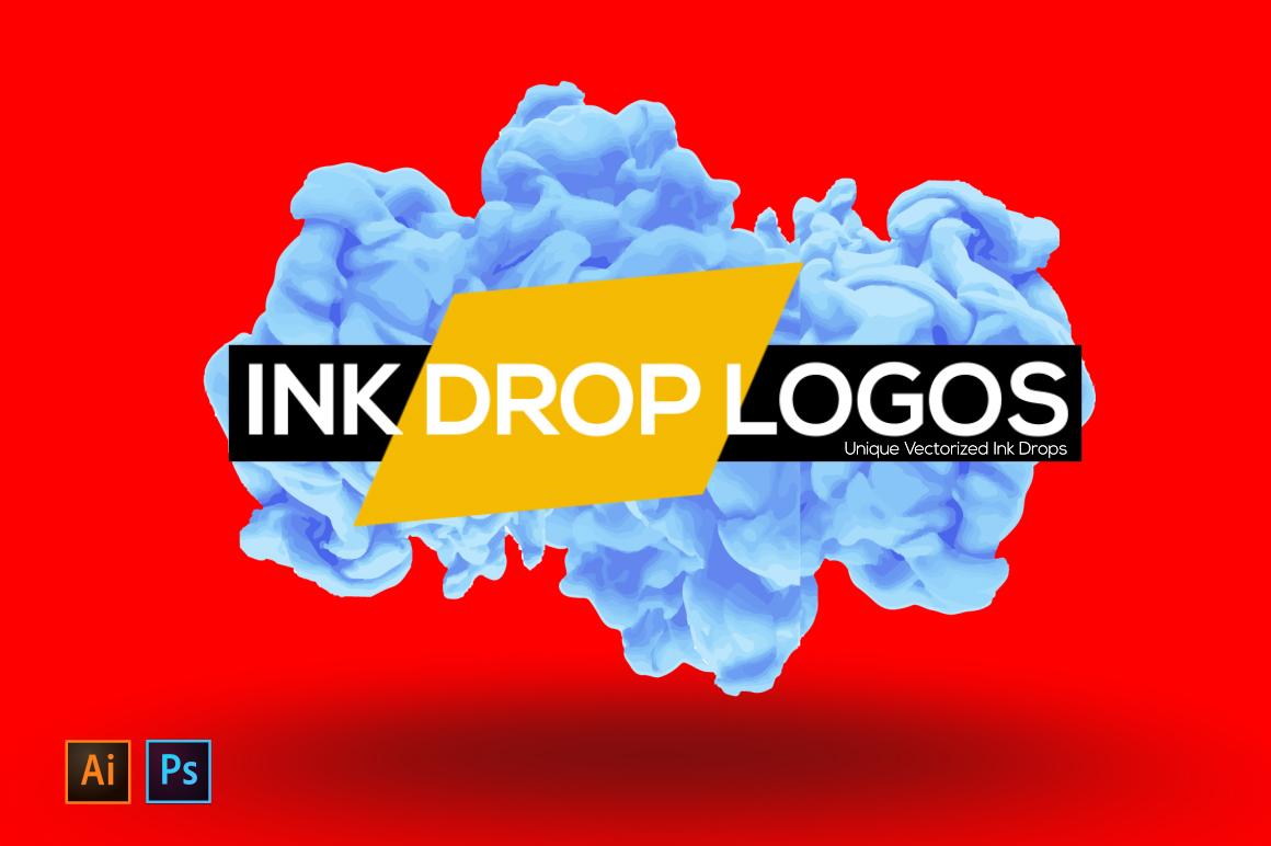 Ink Drop Logos