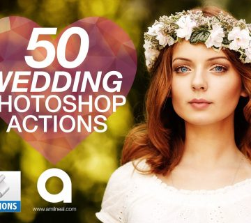 Professional Wedding Photoshop Actions Free Download